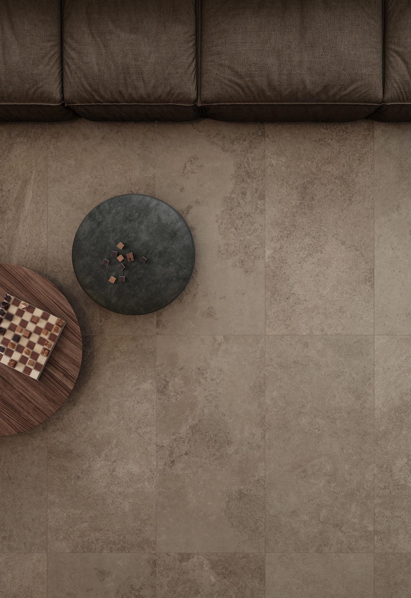Rendering ceramica pavimento hotel