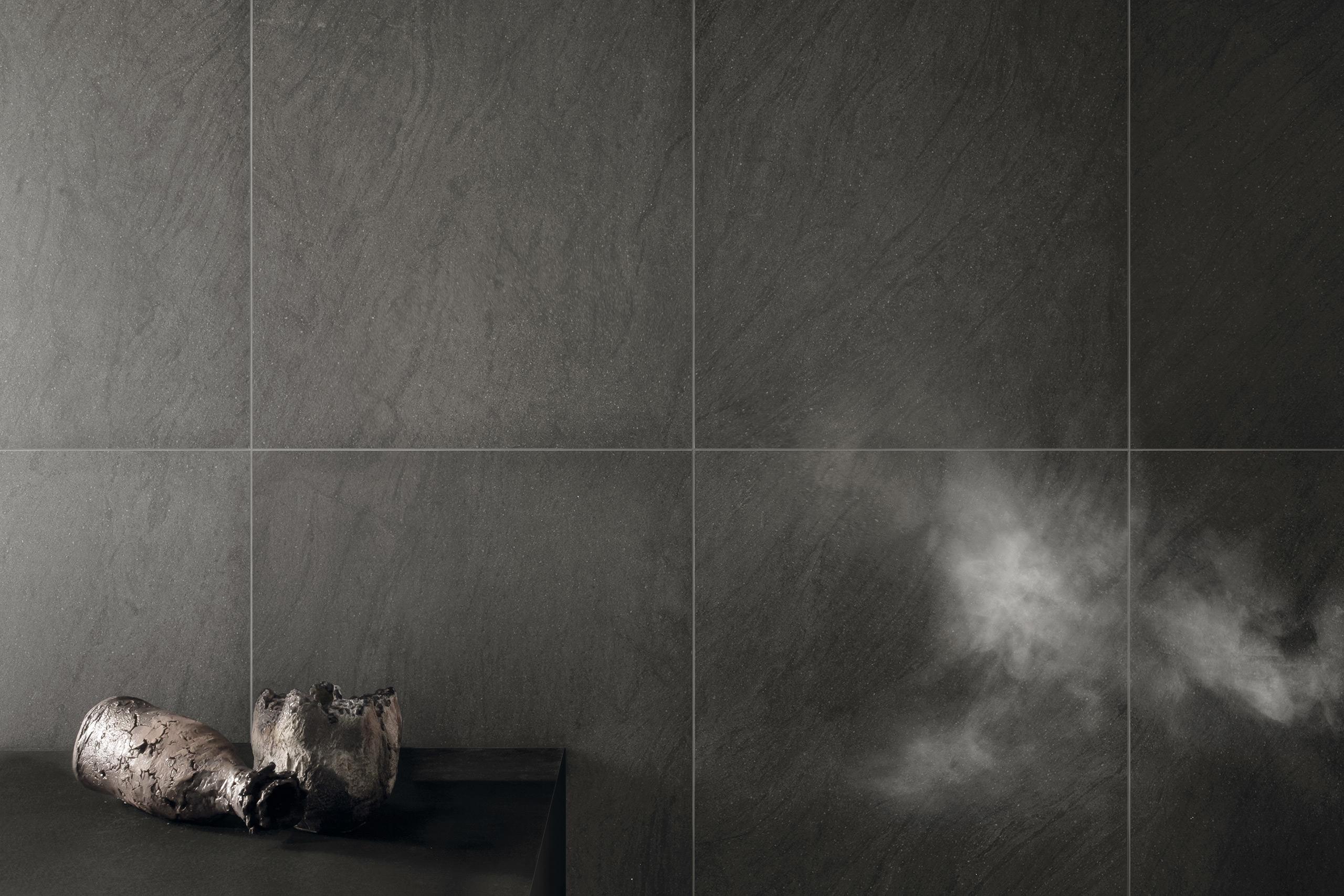 Rendering esterni interni fotorealistici Caesar parete dettaglio