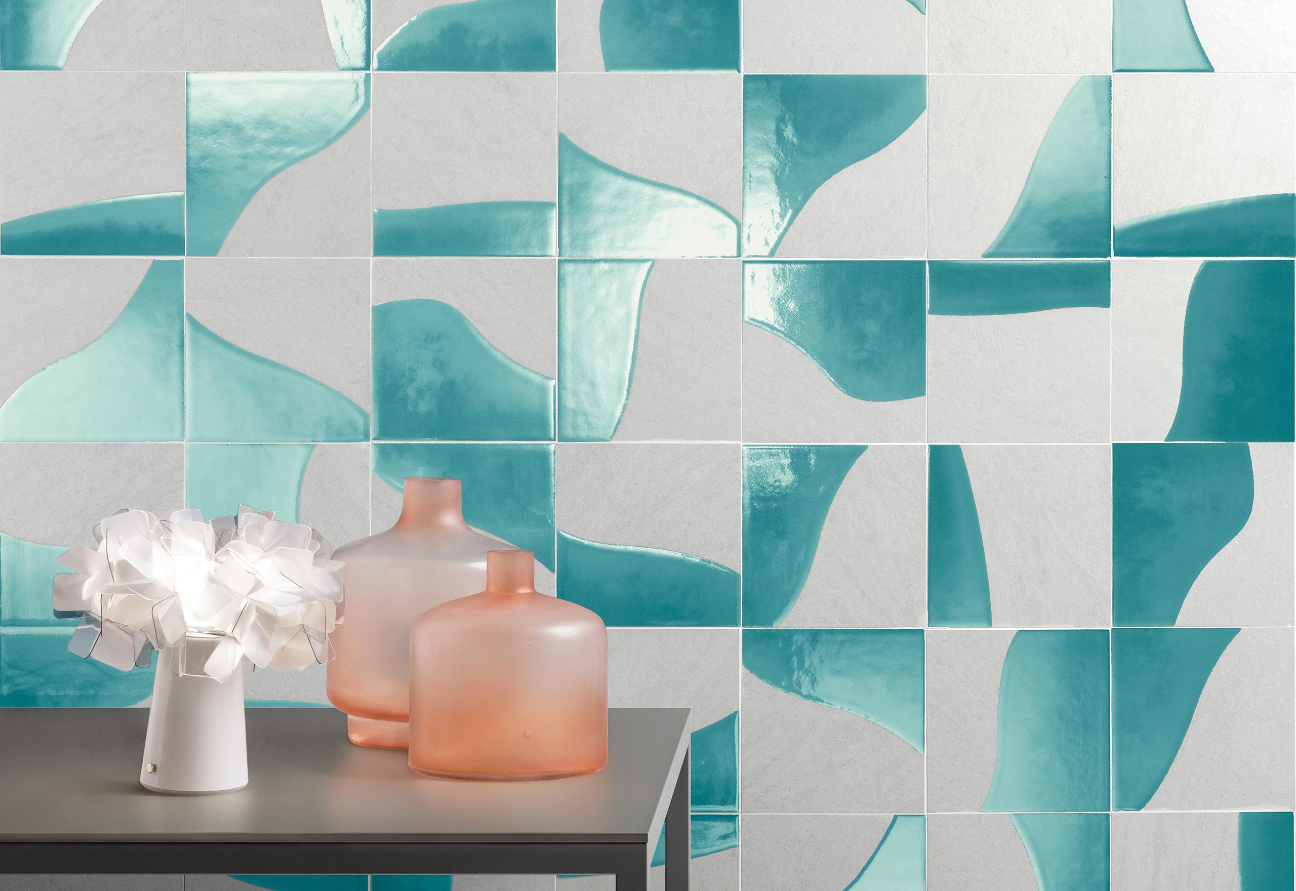 Rendering esterni interni fotorealistici Caesar dettaglio parete