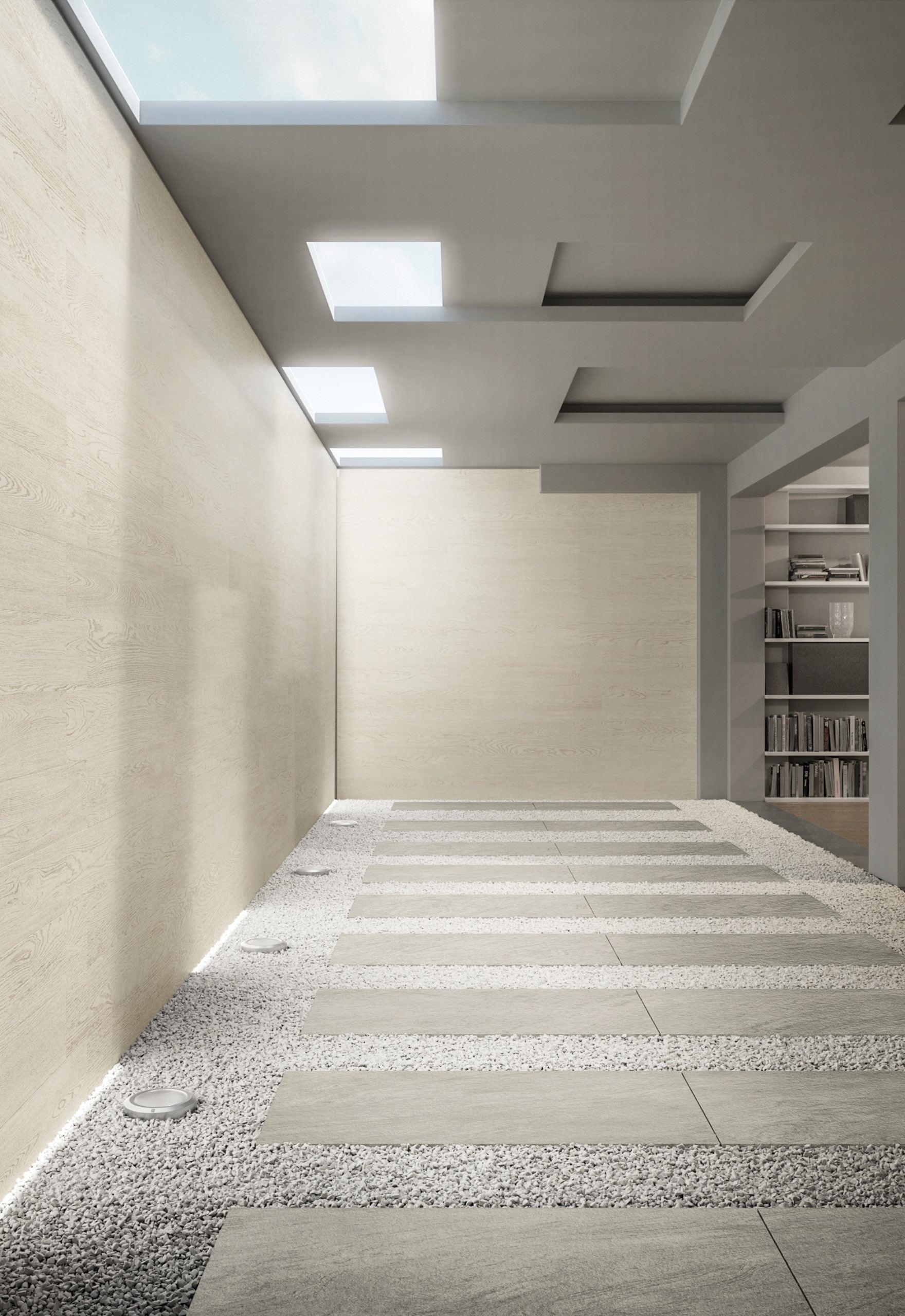 Rendering esterni interni fotorealistici Caesar giardino interno casa