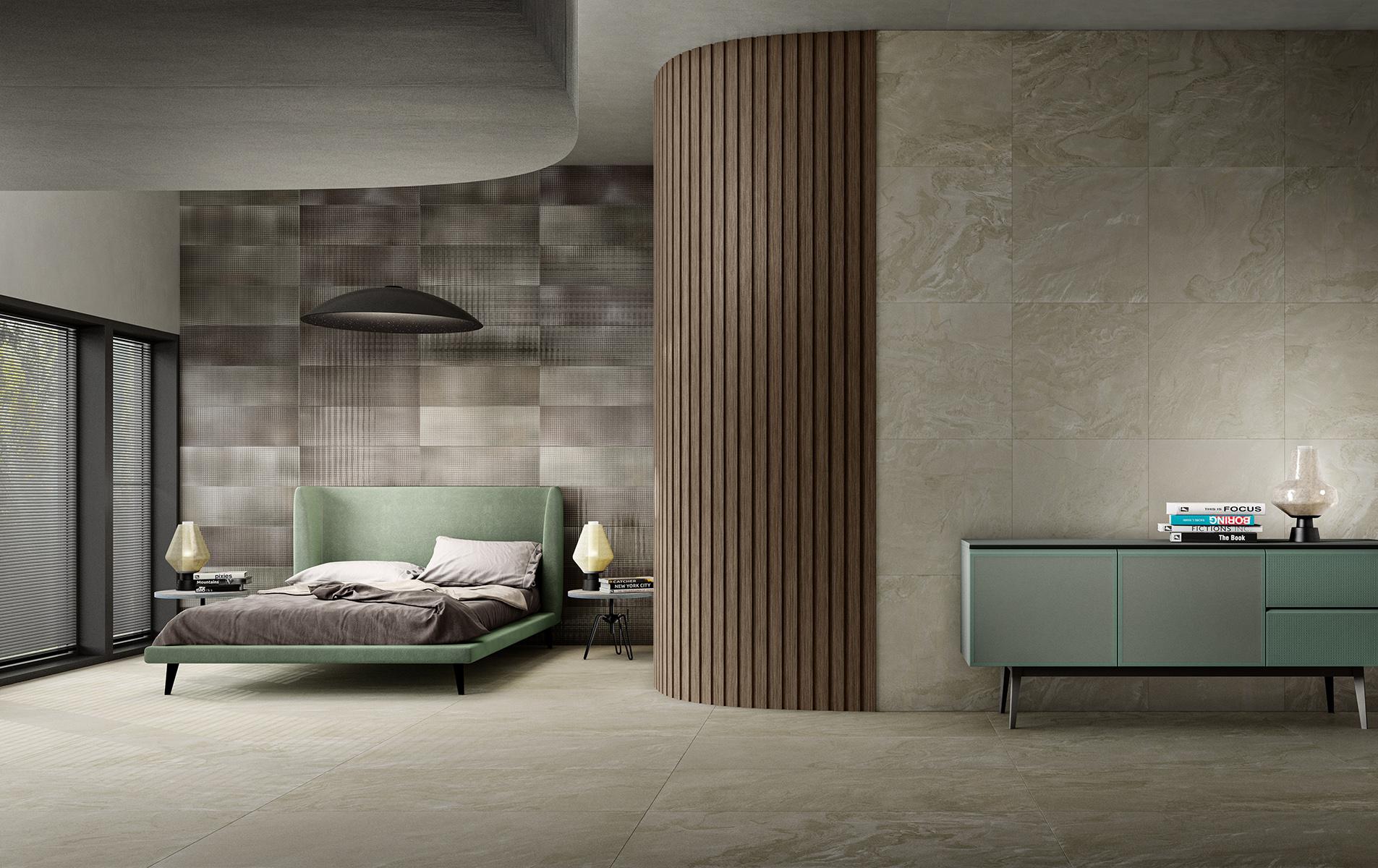 Liquid Stone Bedroom